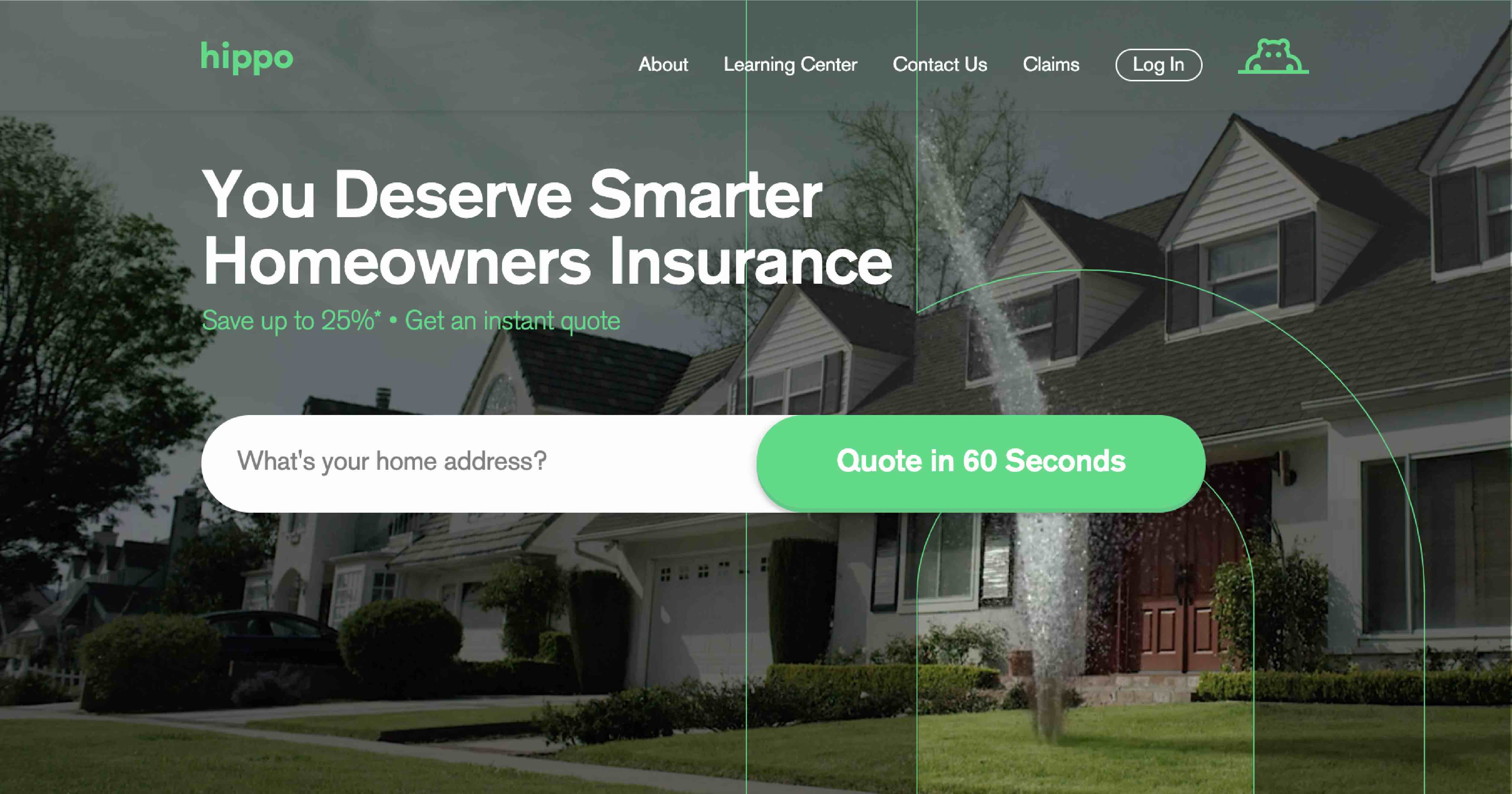 Homeowners Insurance Get A Quote In 60 Seconds Hippo